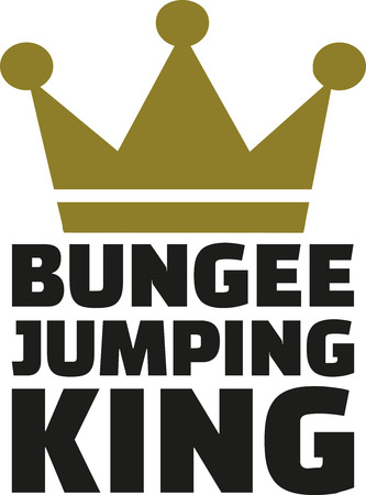 extremely: Bungee jumping king