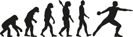 discus: Discus thrower evolution