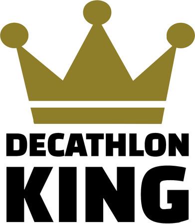 decathlon: Decathlon king