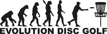 disc: Evolution disc golf