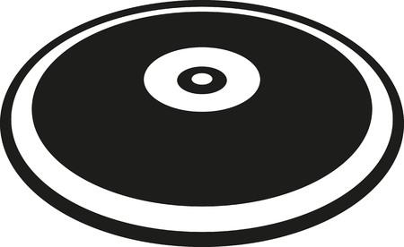lanzamiento de disco: equipos Discus