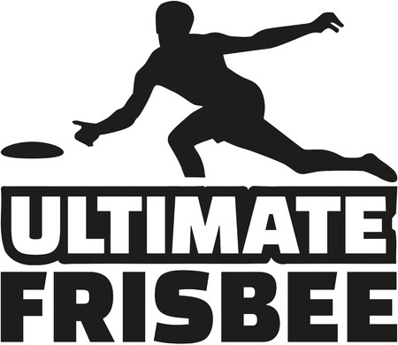ultimate: Ultimate frisbee player