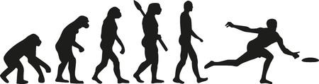 darwin: Frisbee evolution