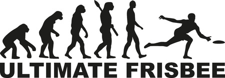 flying monkey: Ultimate frisbee evolution