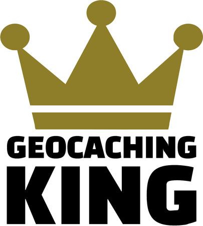 geocaching: Geocaching king