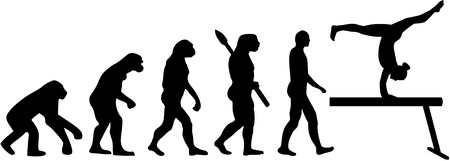 beam: Balance beam evolution Illustration