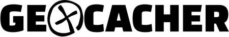 geocache: Geocacher word Illustration