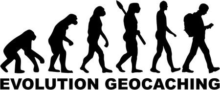 geocache: Evolution geocaching