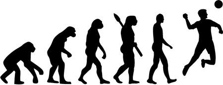 human evolution: Fistball evolution