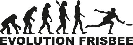 jumping monkeys: Evolution frisbee