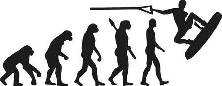 ancestors: Wakeboarder evolution