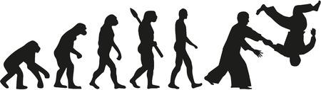 Aikido evolution