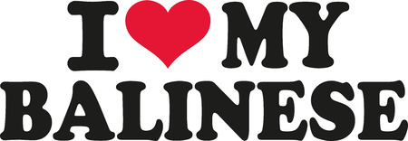 balinese: I love my balinese