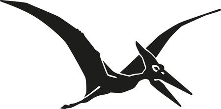 pteranodon: Dinosaur pteranodon pterosaur