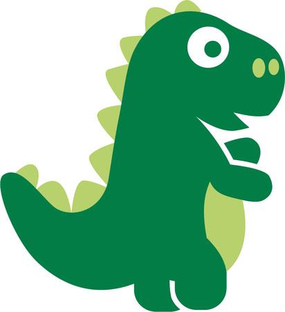 trex: Cute Dinosaur T-rex