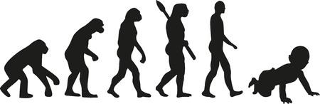 darwin: Baby evolution