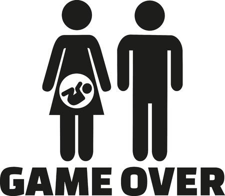 Game over - par de los padres para estar embarazadas