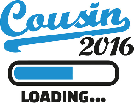 cousin: Cousin 2016 loading bar