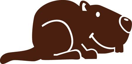 marmot: Marmot cartoon