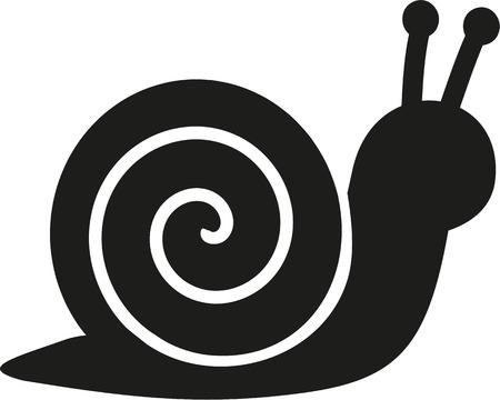 pictogramme Snail