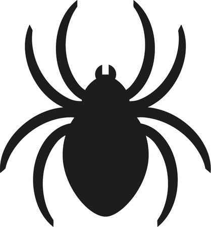 arachnid: Fat spider icon