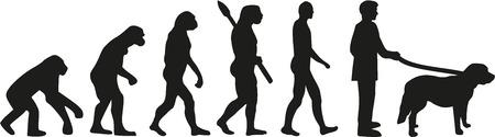 st bernard: St. Bernard evolution