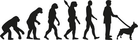 sapiens: French bulldog evolution