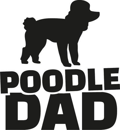 papá del caniche