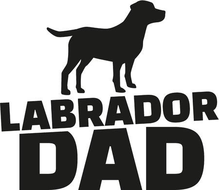 labrador: Labrador Retriever dad