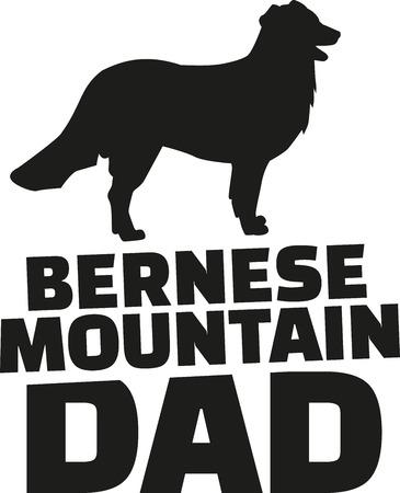bernese: Bernese mountain dad