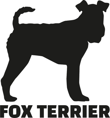 breed: Fox Terrier with breed name