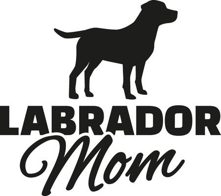 labrador: Labrador Retriever Mom