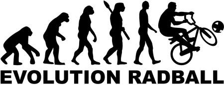 Evolution radball cycle ball