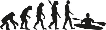 darwin: Kayak evolution