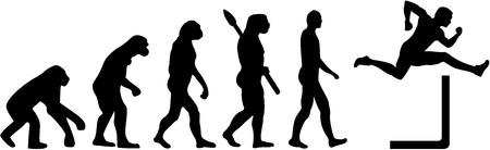 hurdling: Evolution hurdling