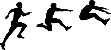 secuencia de salto de longitud