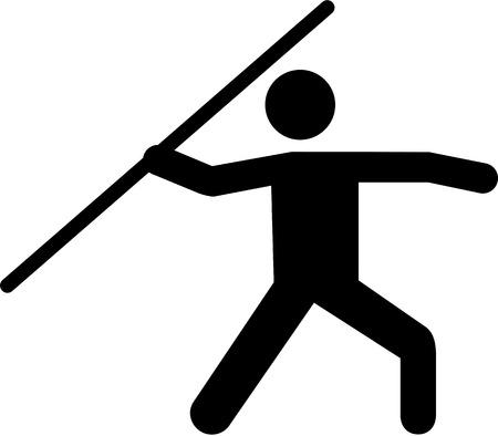 javelin: Javelin pictogram