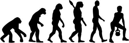 darwin: Kettlebell evolution