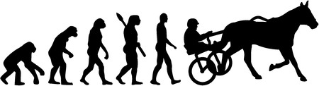 Harness racing evolution