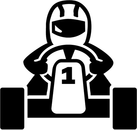Kart Racer-pictogram