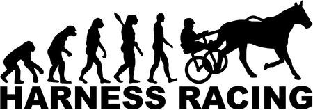 Evolutie van de uitrusting het rennen