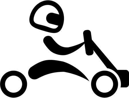 karting: Karting icon