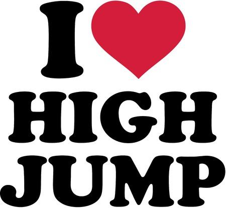 high: I love High Jump