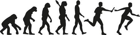 carrera de relevos: la evoluci�n del rel�