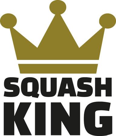 squash: Squash king crown