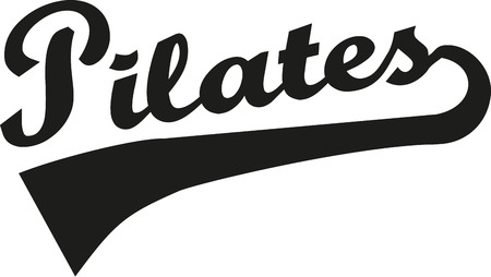 Pilates word
