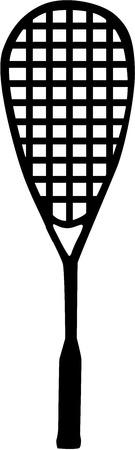 squash: Squash racket