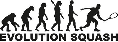 進化スカッシュ