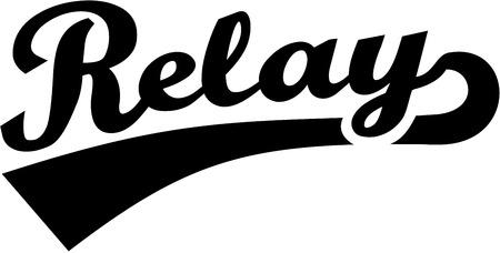 relay: Relay retro word