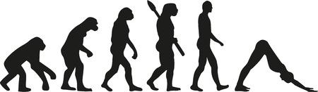 ancestors: Pilates Evolution Illustration